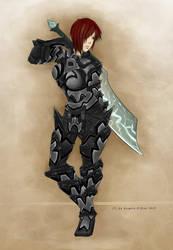 The Obsidian Warrior