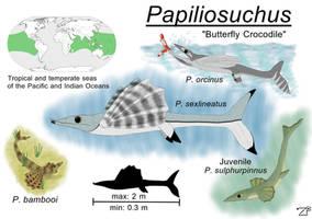 Papiliosuchus by ZoPteryx