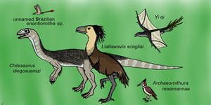 Theropod Highlights of 2015: Part 1