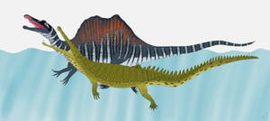 Undescribed Giant Croc