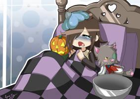 Sick Spooky by SpookyPandaGirl
