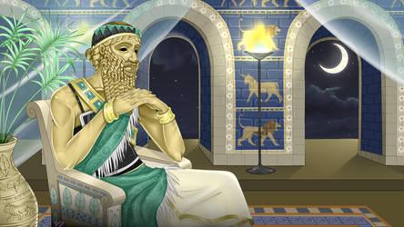 Sargon Of Akkad contest entry