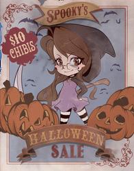 Halloween 2019 sale!