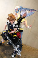 Darkness of the Unknown - KH by TheBetIsOff