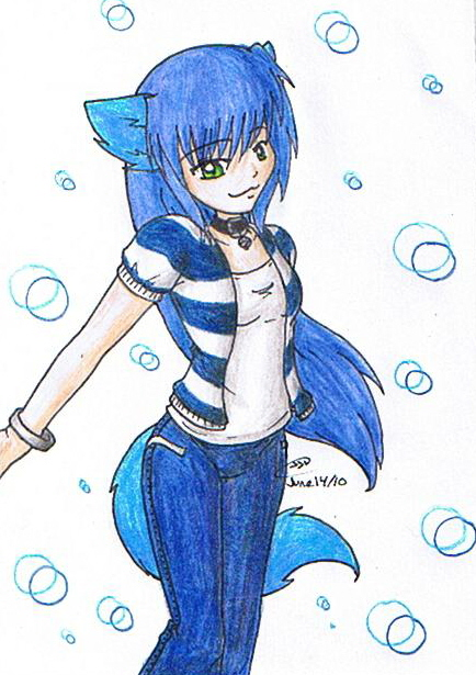 BlueOnigiriKitty's Profile Picture