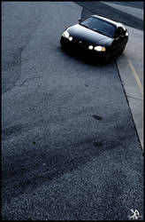 Honda CRX del sol I