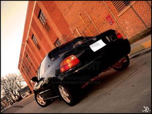 Honda CRX del sol V