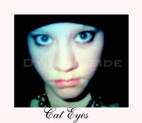 Cat Eyes _Self Portrait_