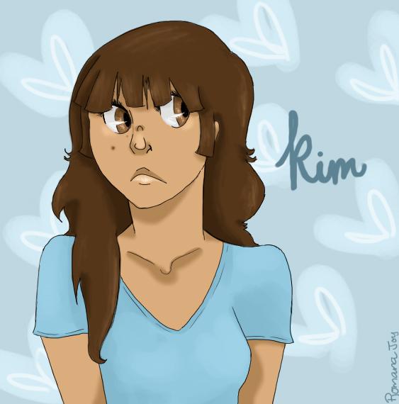 + Kim + by Romana-Joy