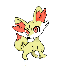 Fennekin by aboringcomplex