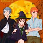 Halloween Furuba by titonka