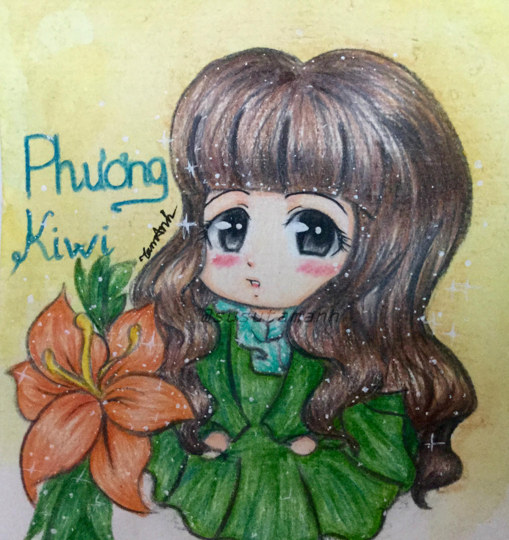 Phuong Kiwi by susutamanh