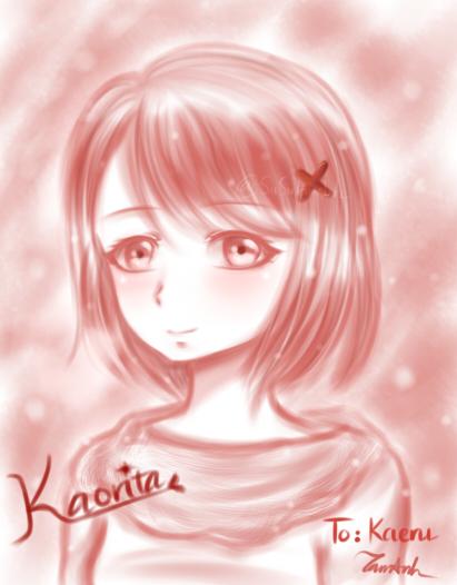Kaorita by susutamanh