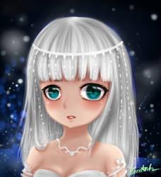 White Angel by susutamanh