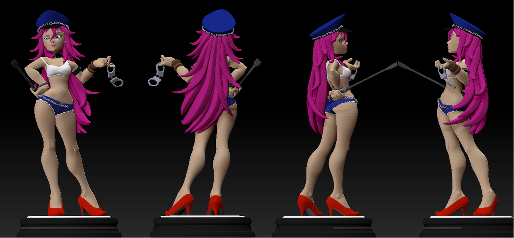 Poison WIP by Nostalgia32