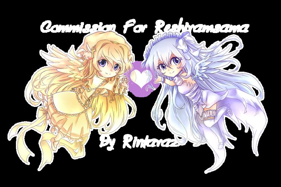 [Commission] Reshiramsama by Rintaraz