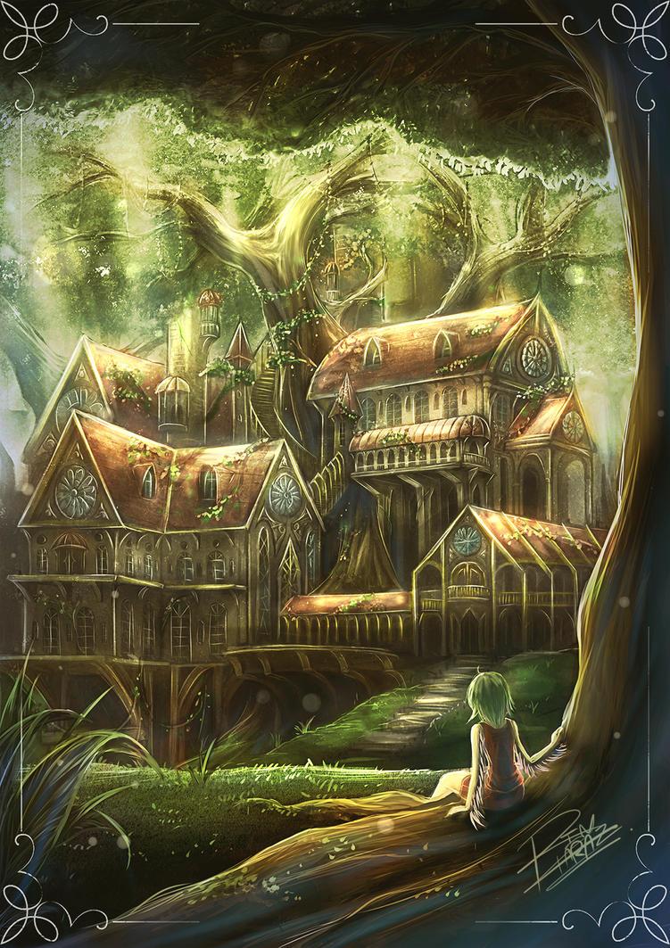 [Secret Castle 2014] by Rintaraz