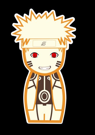 Chibi Naruto by kidman99