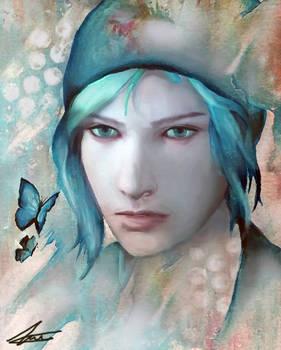 Life Is Strange Chloe Price Digital Portrait