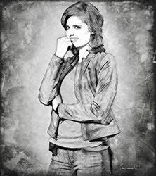 Kate Beckett by OxanaKS
