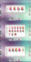 Aurora Folder installer by 2JDesign