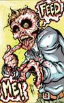 Feed me zombie