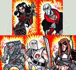 MoD Cobra elite cards