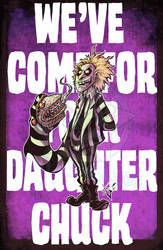 Quote Series 3 Beetlejuice by skulljammer