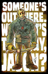 Quote Series 13 Jason Lives! by skulljammer