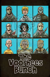 The Voorhees bunch by skulljammer