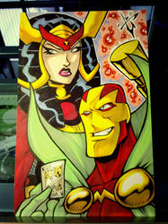 HI WUaD13 Mister Miracle