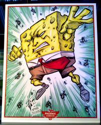 Fourth world spongebob