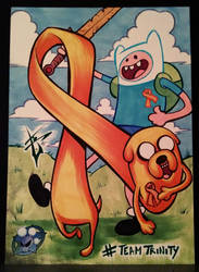 TeamTrinity Finn and Jake
