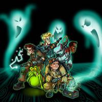 scoundreldaze's Ghostbusters by skulljammer
