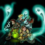 scoundreldaze's Ghostbusters