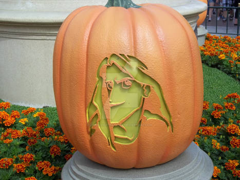 Aghhhhh a Pumpkin