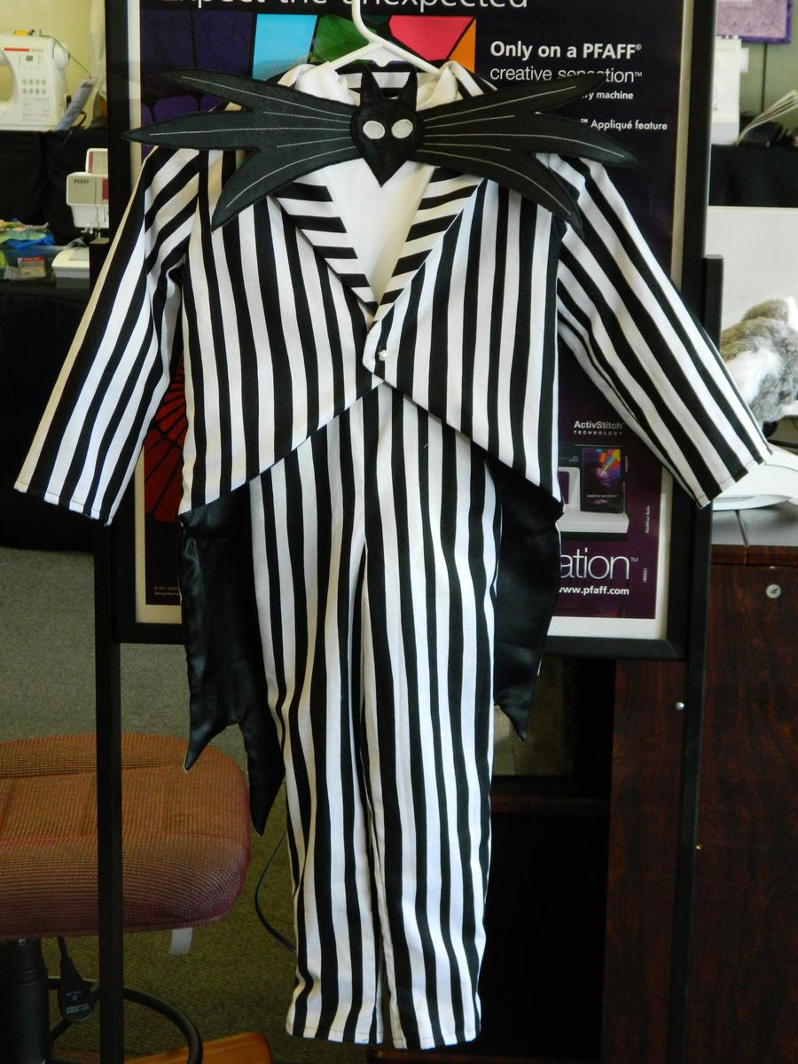 5T Jack Skellington Costume by theelliottscloset on DeviantArt