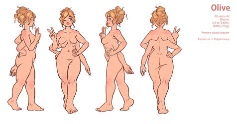 Olive's refsheet (sfw) by Oli-mbs