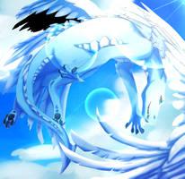 Free Like A Bird + Speedpaint by drago236