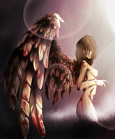 Angel By The Wings *Vent* by drago236