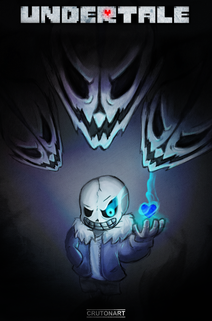 You're going to have a bad time. by CrutonArt