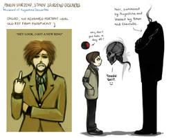 the banshee druglord by TotenVeloren