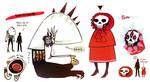 Sverrirnuuk and Pom by TotenVeloren