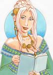 Trade: Thanalee by Larissa-Bright