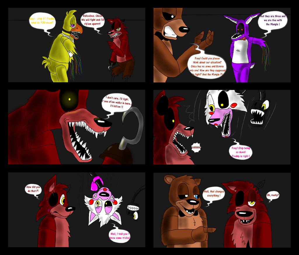 Purple guy at freddys five nights quotes - Foxy And Bonnie Toy M Angle F Naf Memes