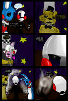 FNAF Comic : Good and Bad Ones (Part 17) by Shimazun