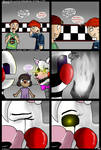 FNAF Comic : Good and Bad Ones (Part 21)