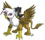 Angry Griffon Mom