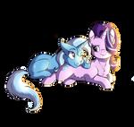 Starxie Cuddle