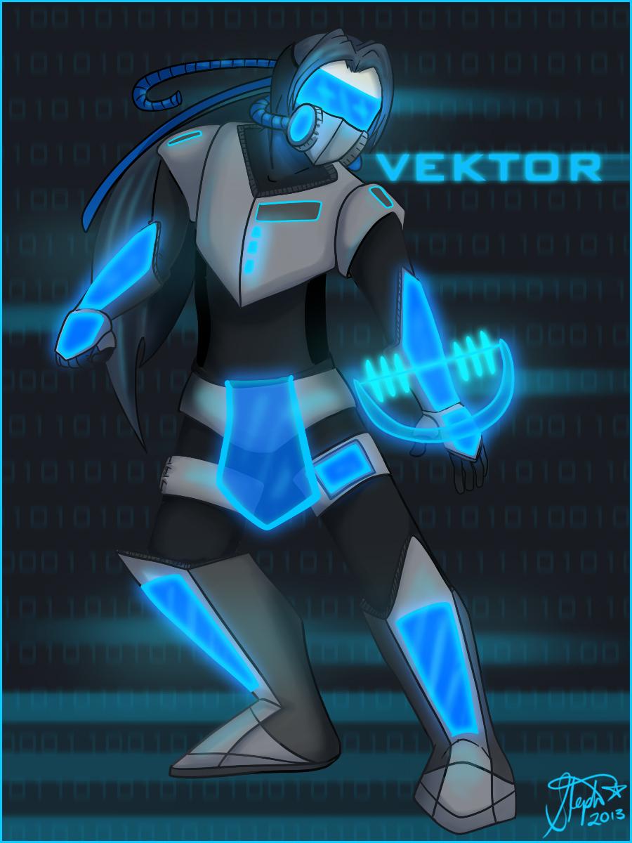 OCX 2 - Cyberpunk'd Vektor